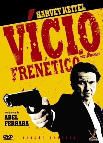 VICIO FFRENETICO - DVD