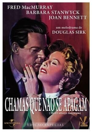 CHAMAS QUE NAO SE APAGAM - DVD