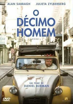 O DECIMO HOMEM - DVD