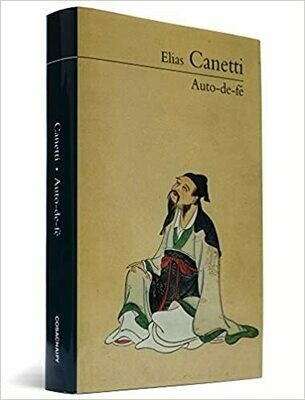 AUTO DE FE de Elias Canetti