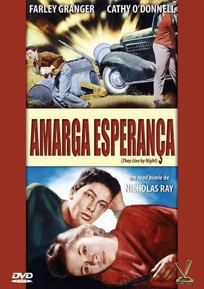 AMARGA ESPERANÇA - DVD