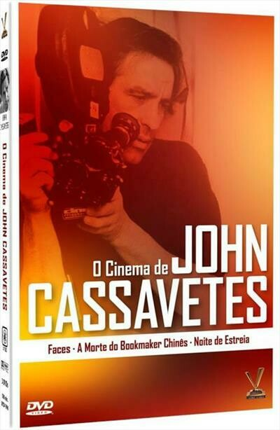 O CINEMA DE JOHN CASSAVETES - BOX DVD