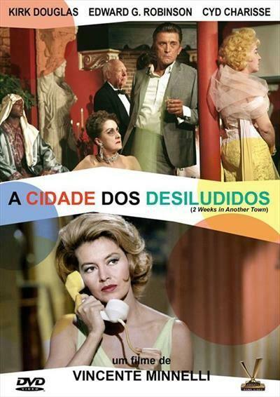 A CIDADE DO DESILUDIDOS - DVD