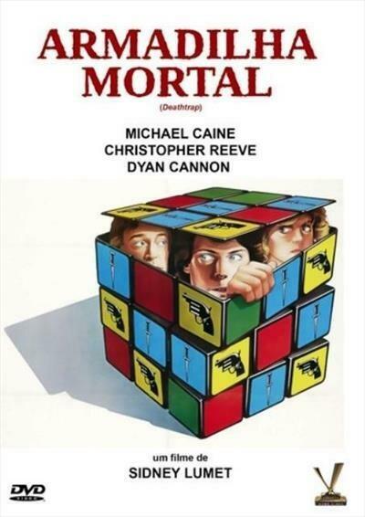 ARMADILHA MORTAL - DVD