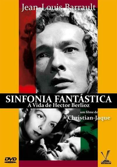 SINFONIA FANTASTICA - DVD