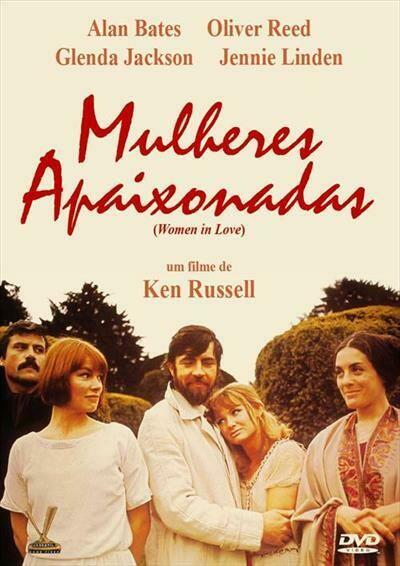 MULHERES APAIXONADAS - DVD