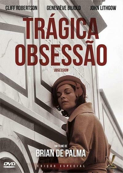TRAGICA OBSESSAO - DVD
