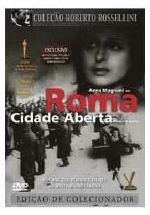 ROMA, CIDADE ABERTA - DVD