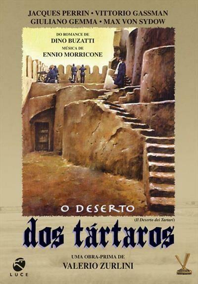 O DESERTO DOS TARTAROS - DVD