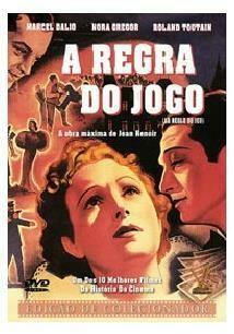 A REGRA DO JOGO - DVD