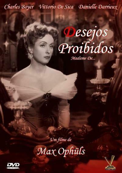 DESEJOS PROIBIDOS - DVD