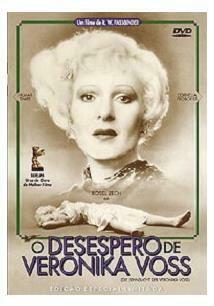 O DESESPERO DE Veronika Voss - DVD