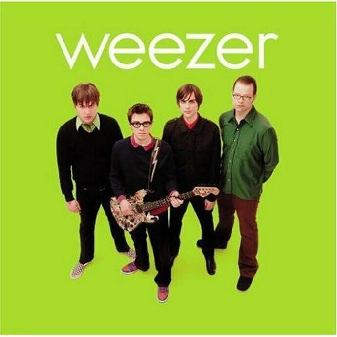 WEEZER - GREEN ALBUM