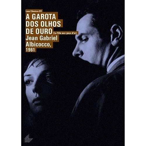 A GAROTA DOS OLHOS DE OURO - DVD