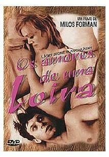 OS AMORES DE UMA LOIRA - DVD