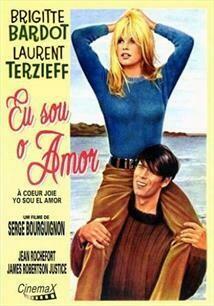 EU SOU O AMOR - DVD