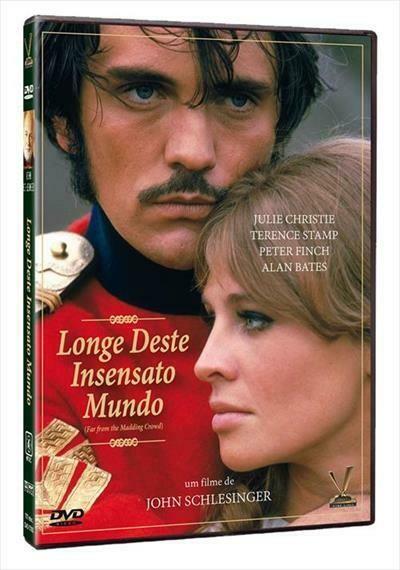 LONGE DESSE INSENSATO MUNDO - DVD