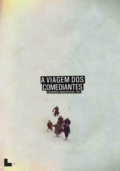 A VIAGEM DOS COMEDIANTES - DVD