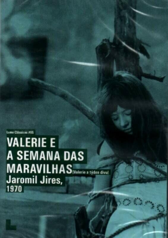 VALERIE E A SEMANA DAS MARAVILHAS - DVD