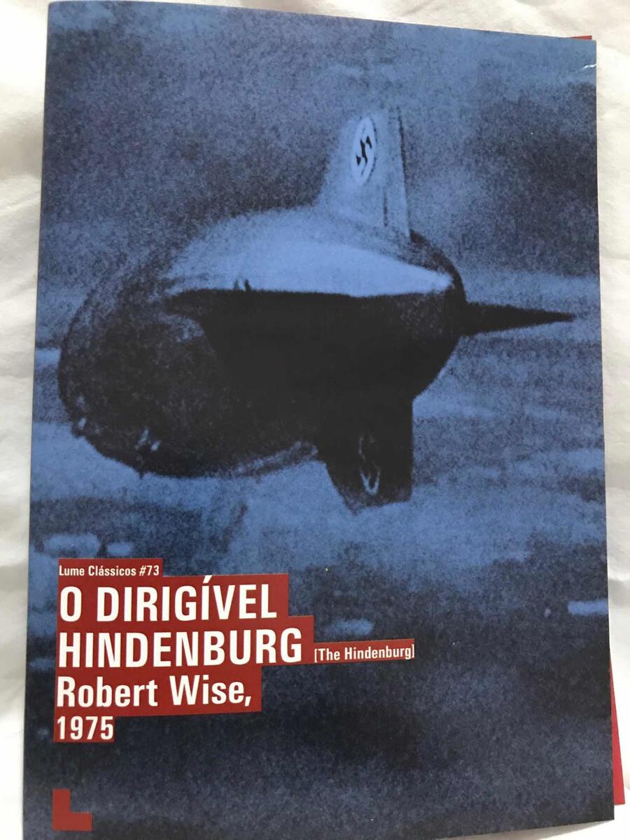 O DIRIGIVEL HINDENBURG - DVD