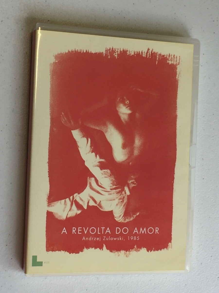 A REVOLTA DO AMOR - DVD (ULTIMAS UNIDADES)