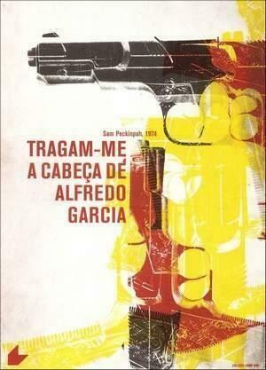 TRAGAM-ME. CABECA DE ALFREDO GARCIA - DVD (ULTIMAS UNIDADES)