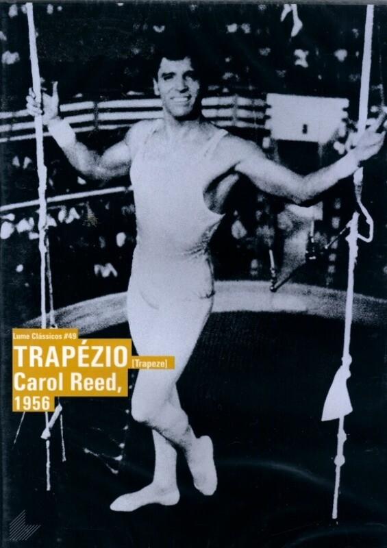 TRAPEZIO - DVD