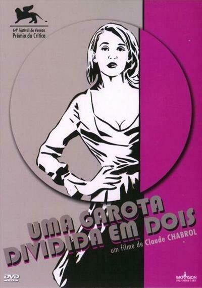 UMA GAROTA DIVIDIDA. EM DOIS - DVD