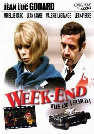 WEEKEND A FRANCESA - DVD