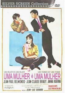 UMA MULHER E UMA MULHER - DVD
