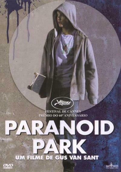 PARANOID PARK - DVD
