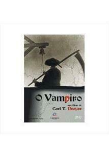 O VAMPIRO - DVD
