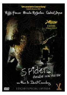 SPIDER - DVD
