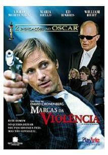 MARCAS DA VIOLENCIA - DVD