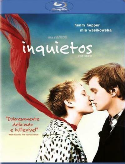 INQUIETOS - BLURAY