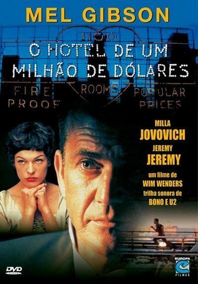 UM HOTEL DE UM MILHAO DE DOLARES - DVD