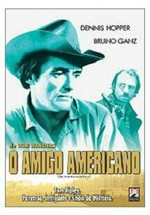 O AMIGO AMERICANO - DVD