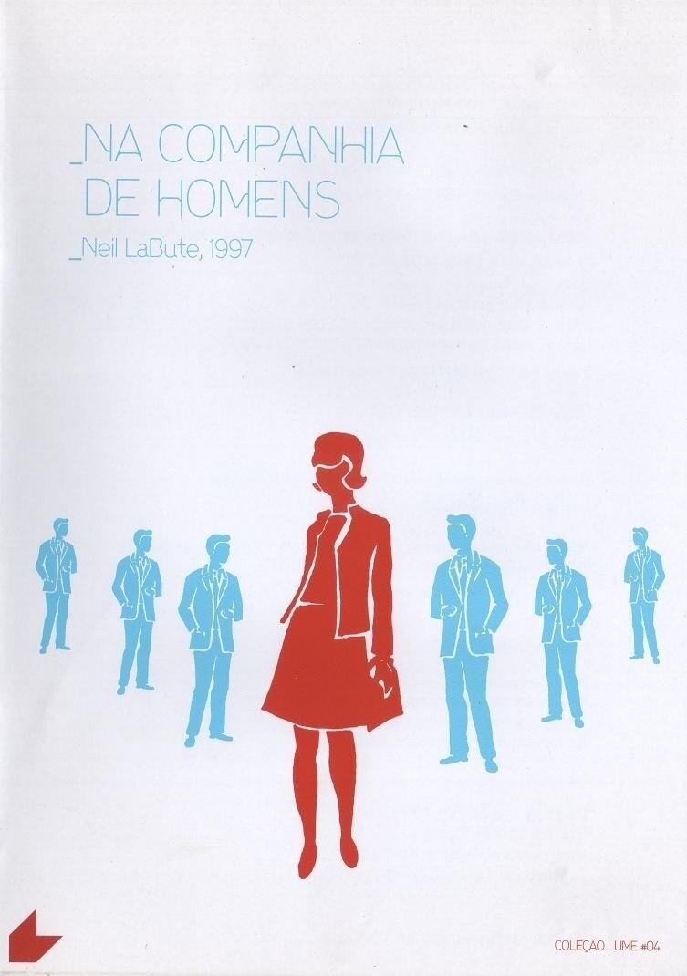 NA COMPANHIA DE HOMENS - DVD (Últimas unidades)