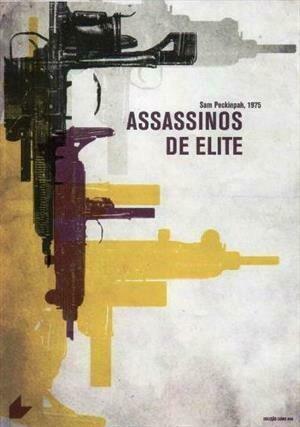 ASSASSINOS DE ELITE - DVD (Ultimas unidades)
