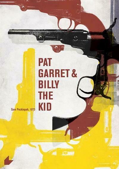 PAT GARRETT & BILLY THE KID - DVD (Ultimas unidades)