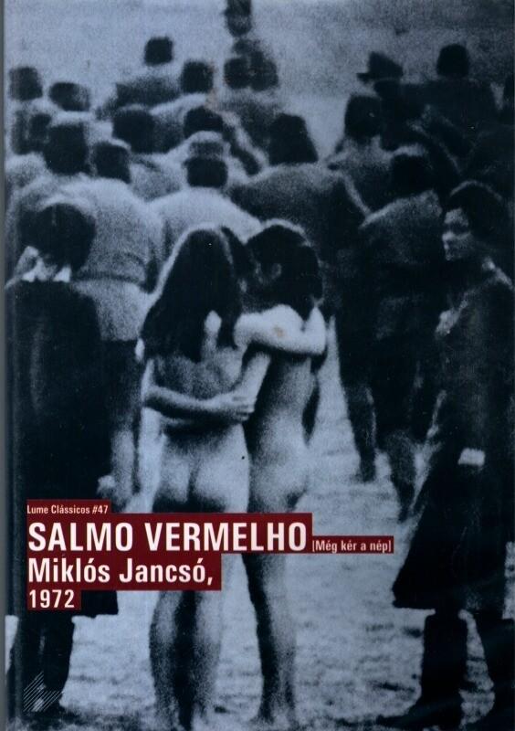 SALMO VERMELHO - DVD