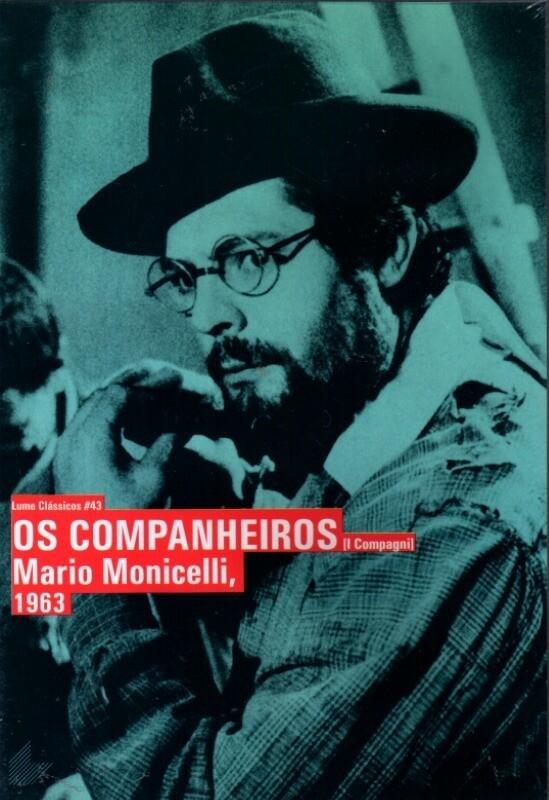 OS COMPANHEIROS - DVD (Ultima unidade)