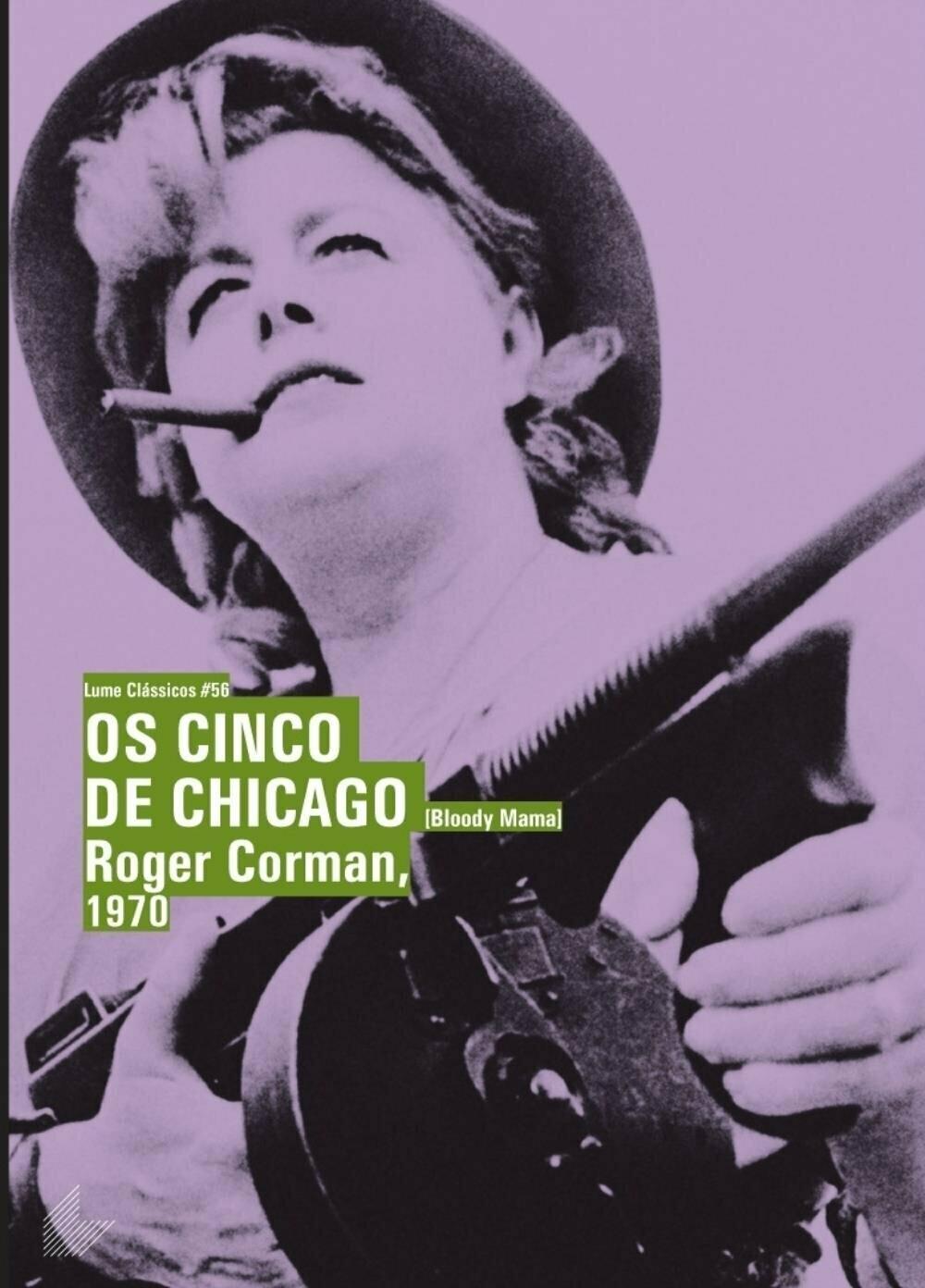 OS CINCO DE CHICAGO - DVD (Ultimas unidade)
