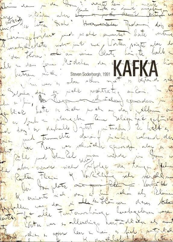 KAFKA - DVD (Ultima unidade)