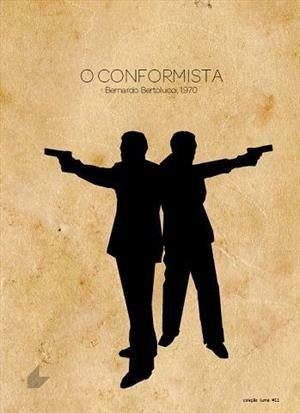 O CONFORMISTA - DVD (Ultima unidade)