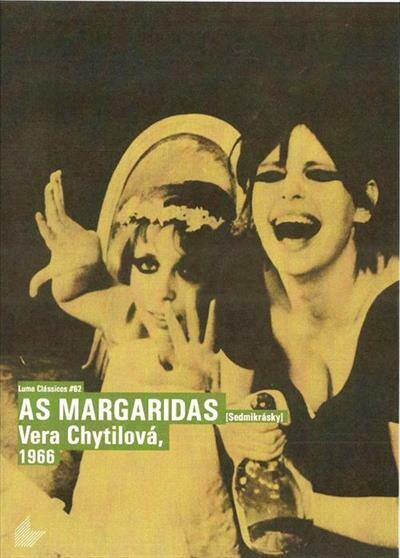 AS MARGARIDAS - DVD