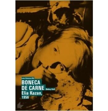 BONECA DE CARNE - DVD