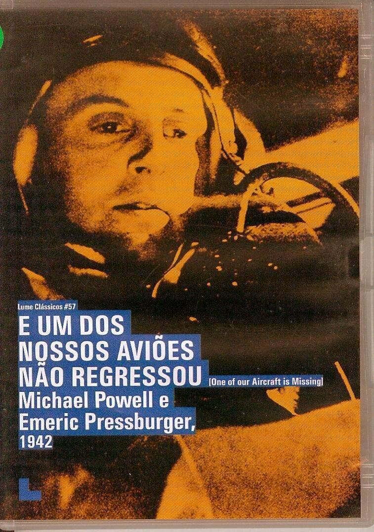 E UM DOS NOSSOS AVIOES NAO REGRESSOU - DVD