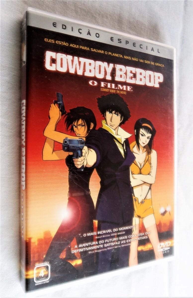 COWBOY BEBOP - DVD