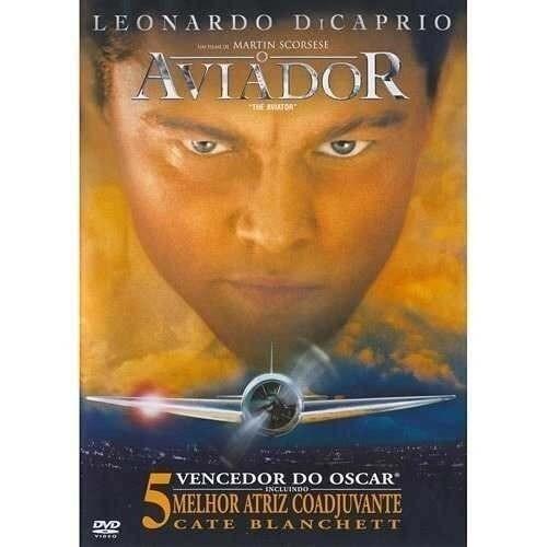 O AVIADOR - DVD